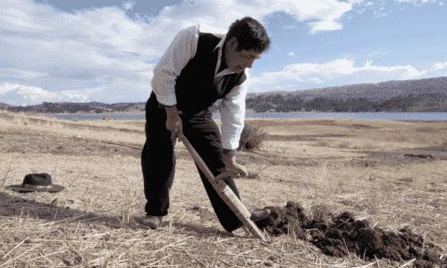 agriculteur du perou