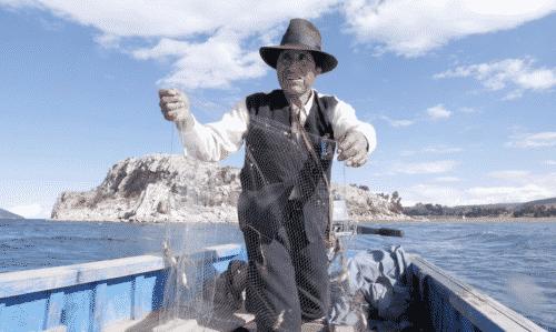 pêcheur du Perou