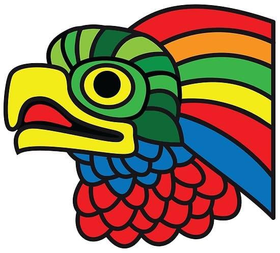 le quetzal maya