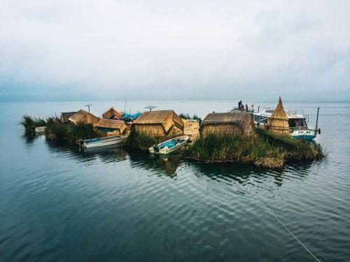 Les îles du Lac Titicaca