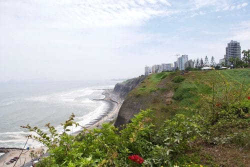 littoral de Lima