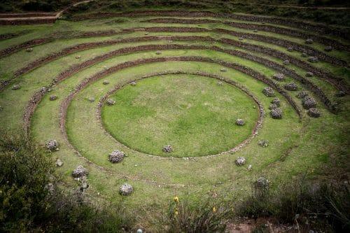 site archéologique du Pérou