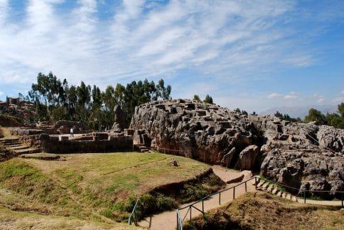 Site du Pérou