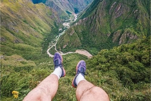 Vallée au Perou