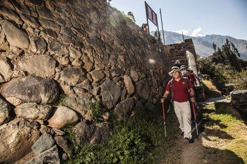 Guide marche au Pérou