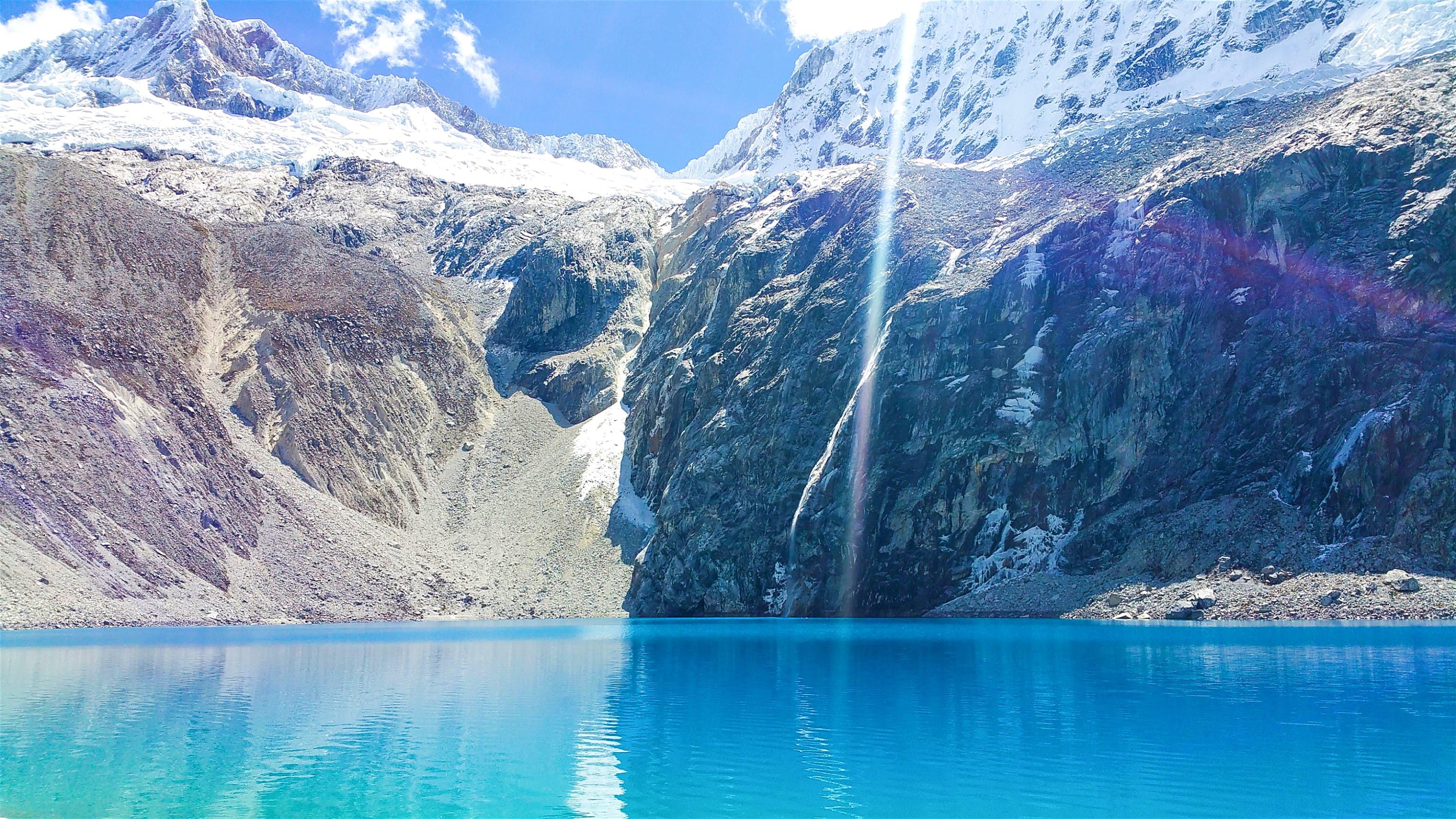 montagne du Pérou