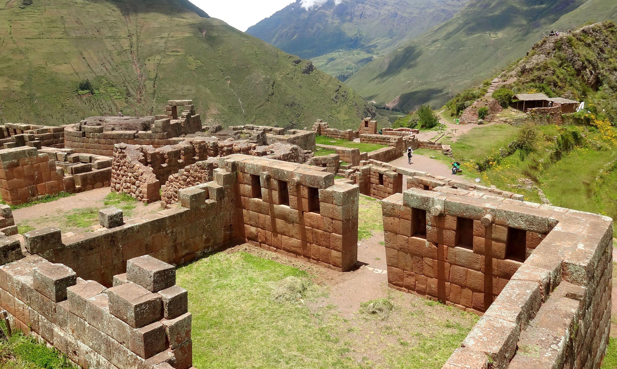 ruines de Pisac