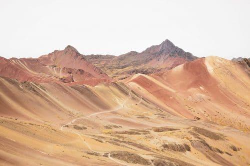 Montagne des 7 couleurs