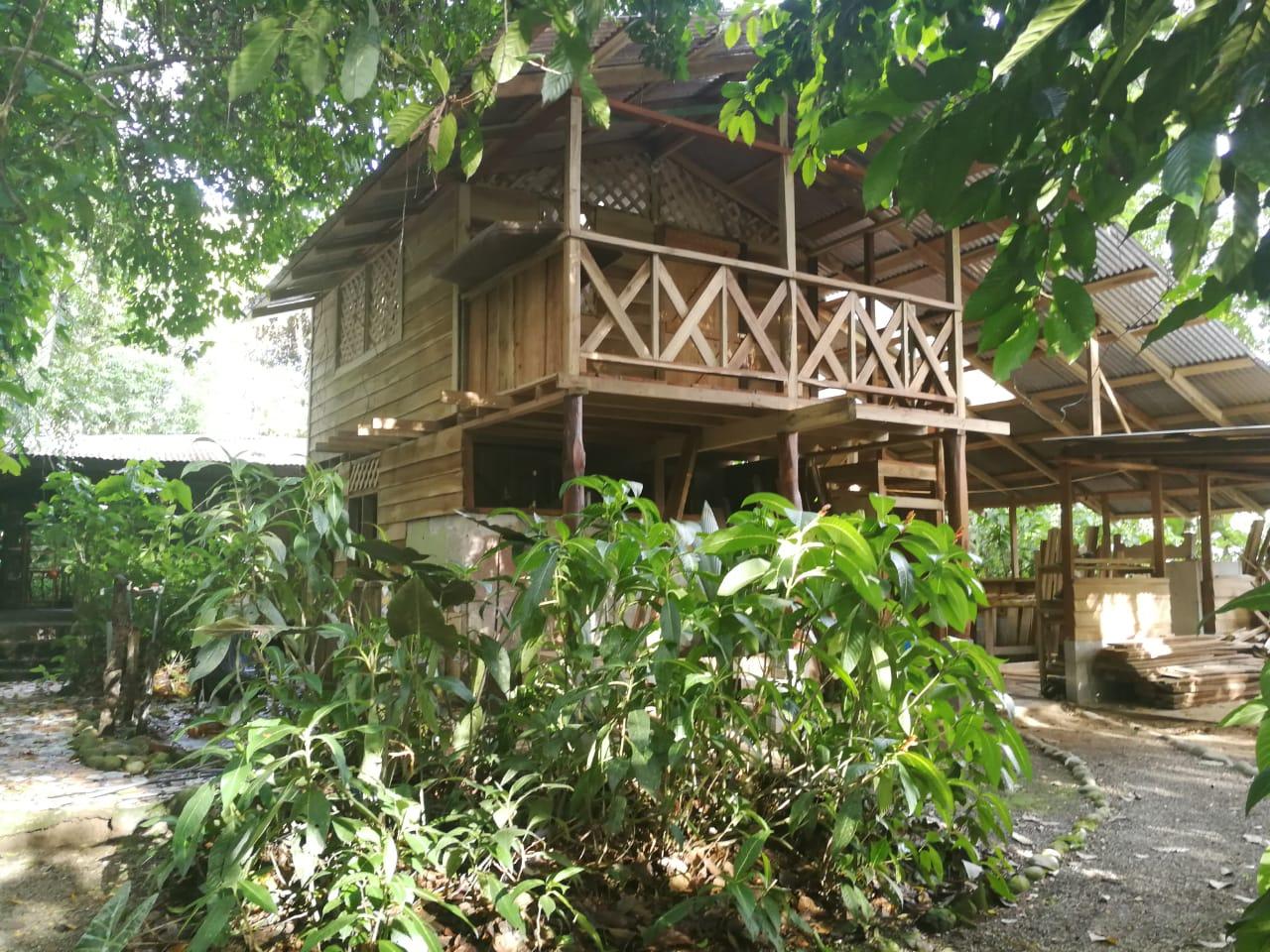 Maison au Costa Rica
