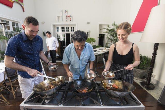 Cours de cuisine au Pérou