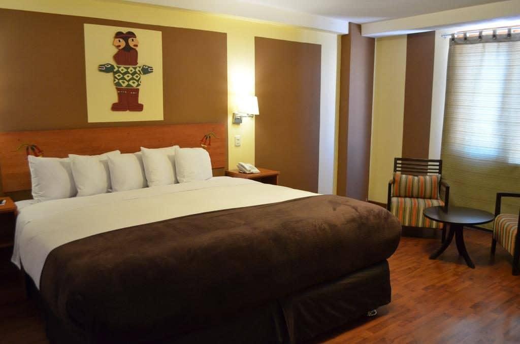 Hotel au Pérou