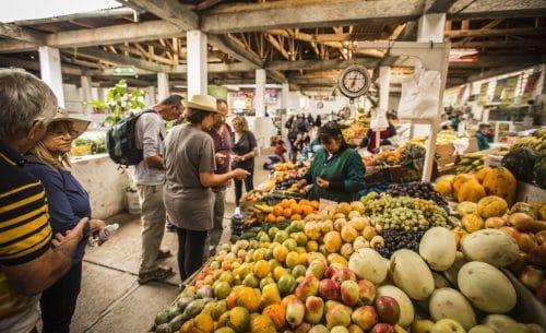 marché de lima