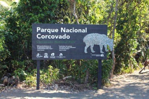 panneau parc nationaux