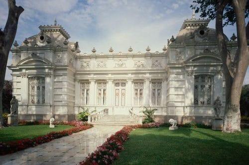 Musée à Lima