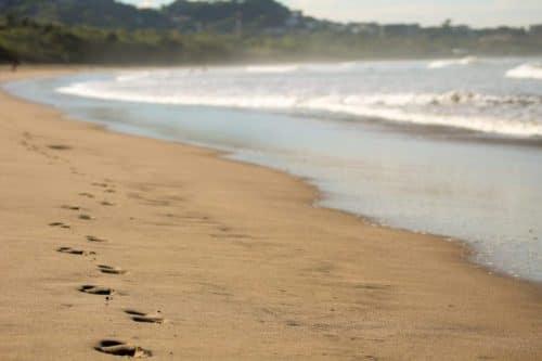 plage corcovado