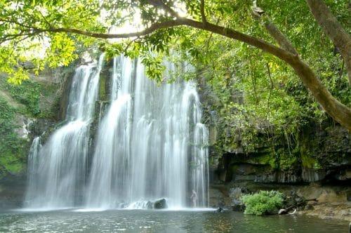 cascade Llanos de Cortes