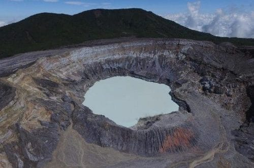 cratere volcan