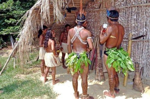 communauté indigene amazonie