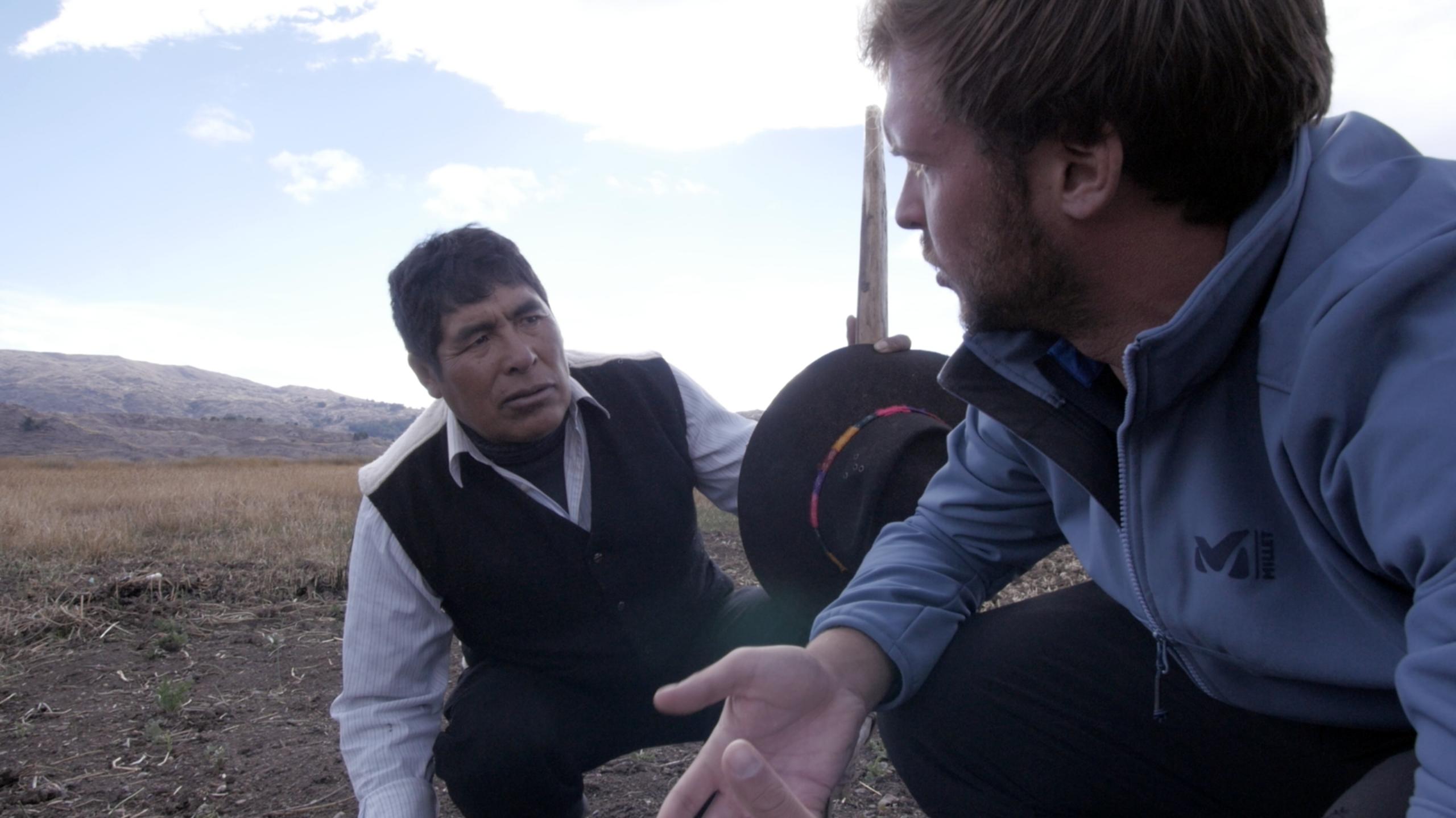 Agriculture au Pérou