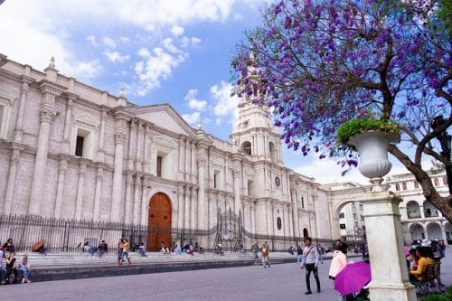 Cathédrale d'Arequipa