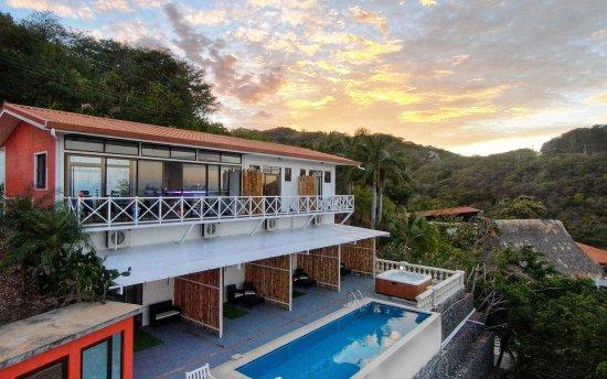 Hotel au Costa Rica
