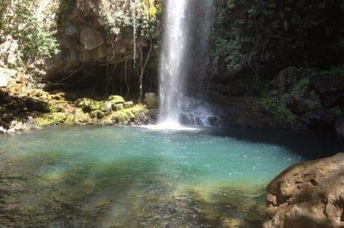 cascade du Costa Rica