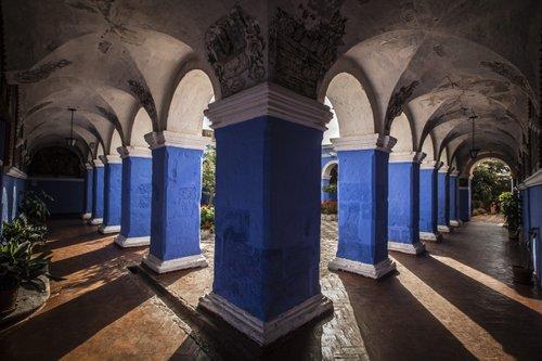 santa catalina monastère arequipa