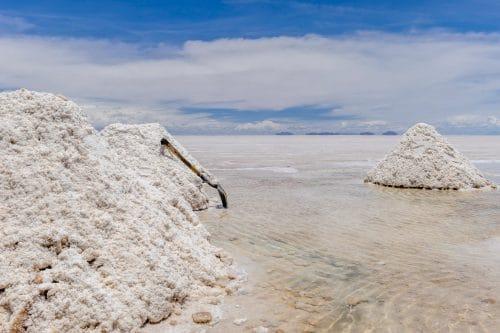 Extension Bolivie : le Salar D'Uyuni