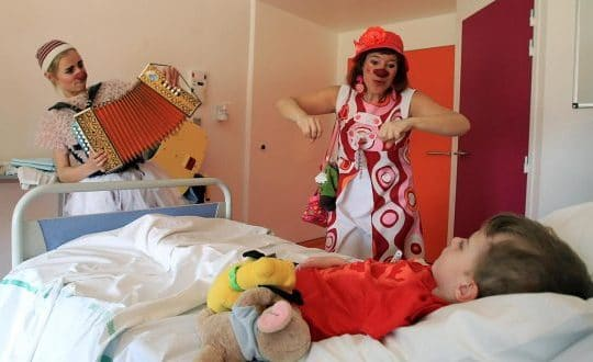 Projets Solidaires Autenteo Clown