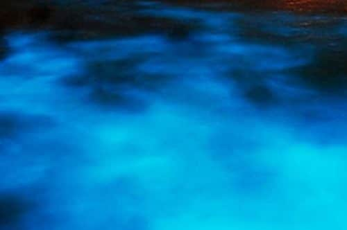 mer lumineuse