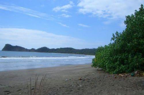 playa garza