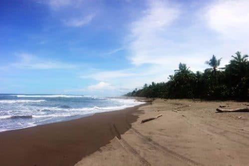 playa preciosa