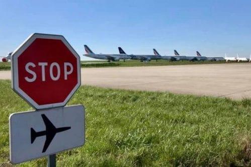 stop avions
