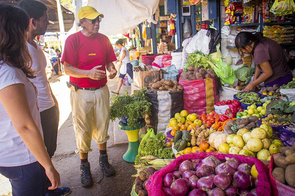 marché Amazonie