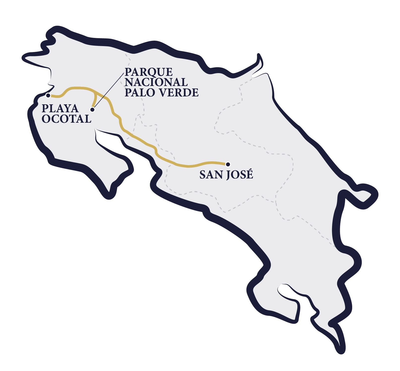 carte jour circuit