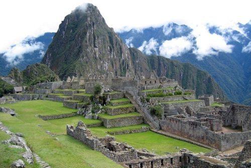 Montagne du Machu Picchu