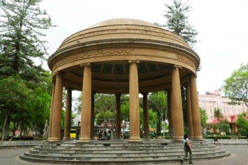 Morazán parque