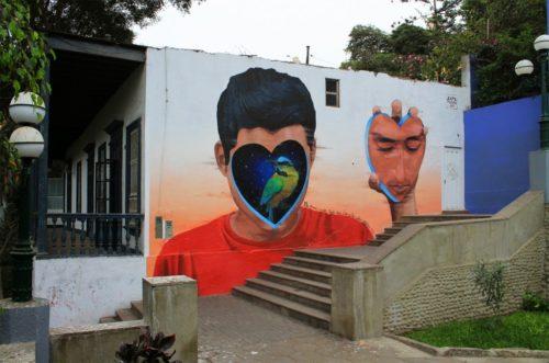 street art de Barranco