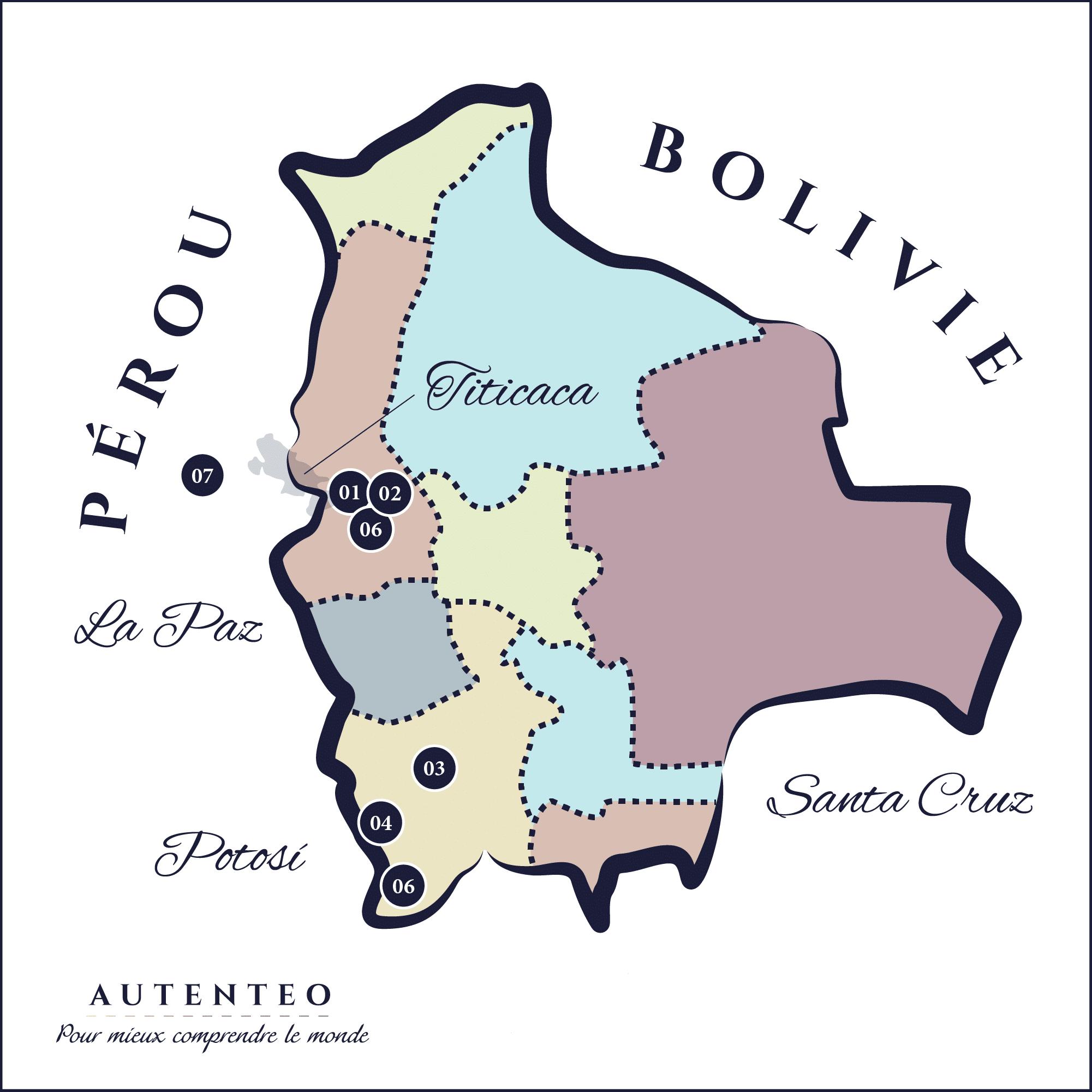 Carte du Circuit
