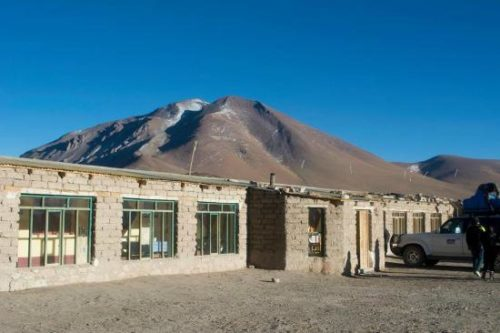 hôtel Bolivie