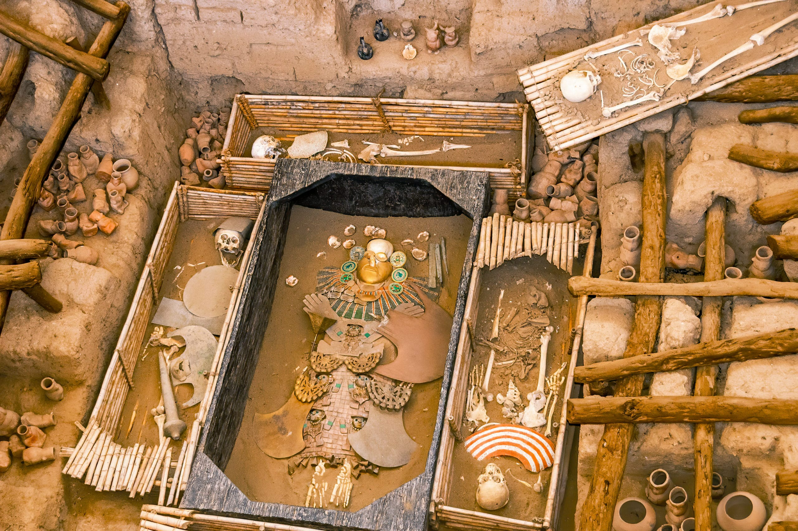 Musée des Tombes royales