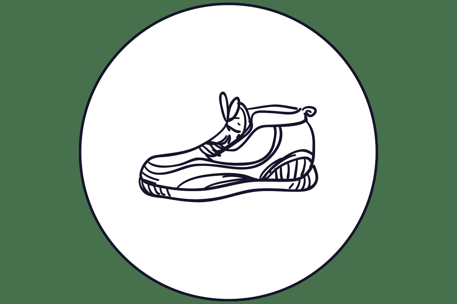 illustration chaussure