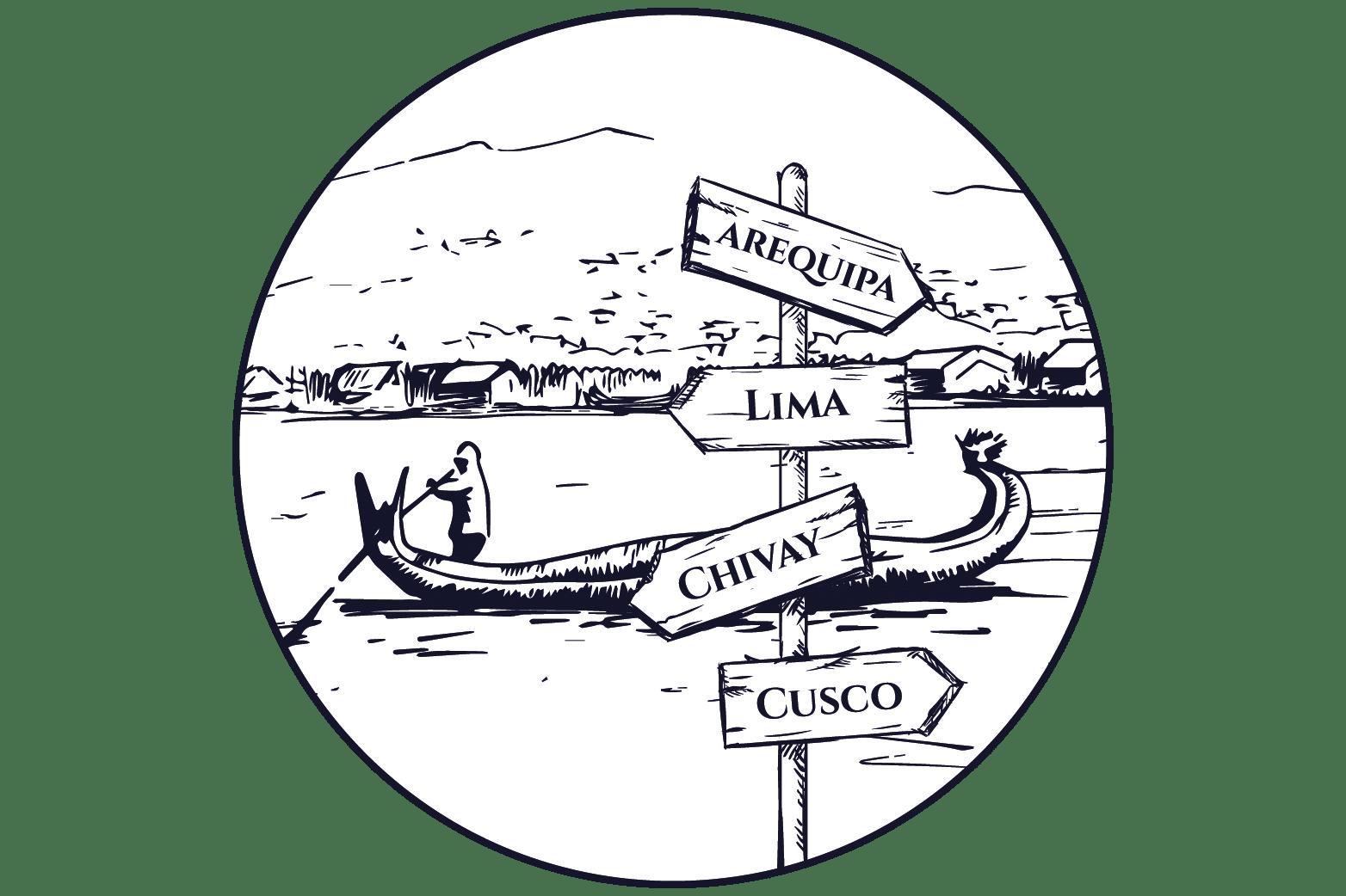 illustration titicaca