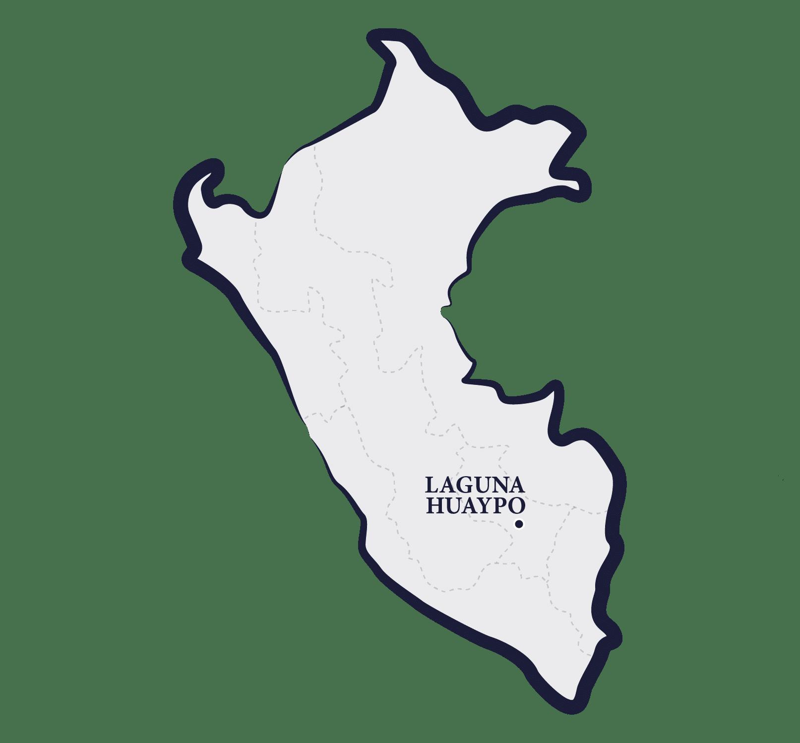 lagune de huaypo pic-nic