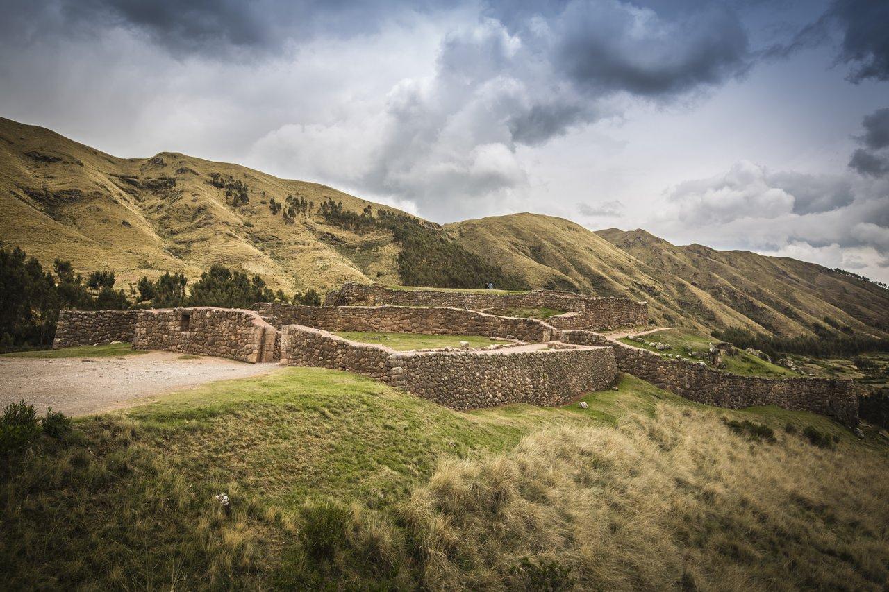 4 ruines de Cusco