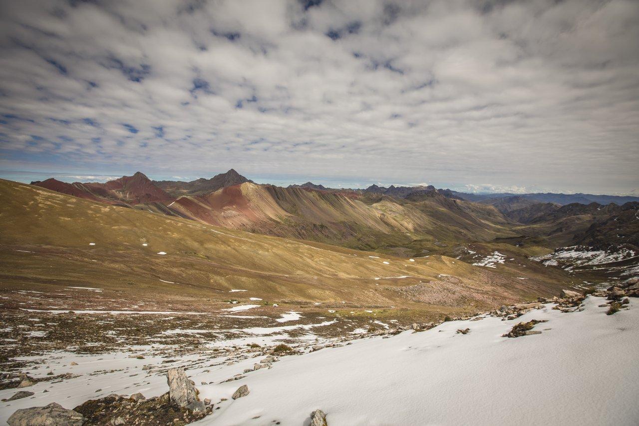 montagne 7 couleurs