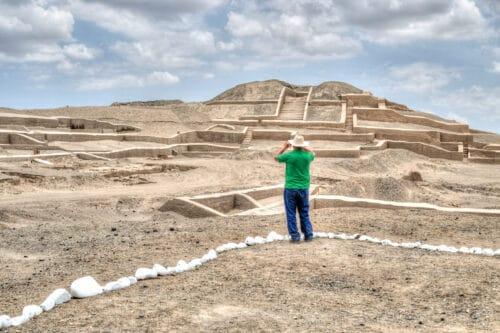Découvrir les lignes de Nazca