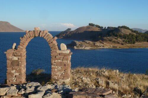 ile confidencielle lac titicaca