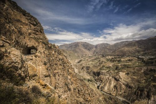 Vestiges au Pérou