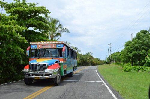 bus Colombie